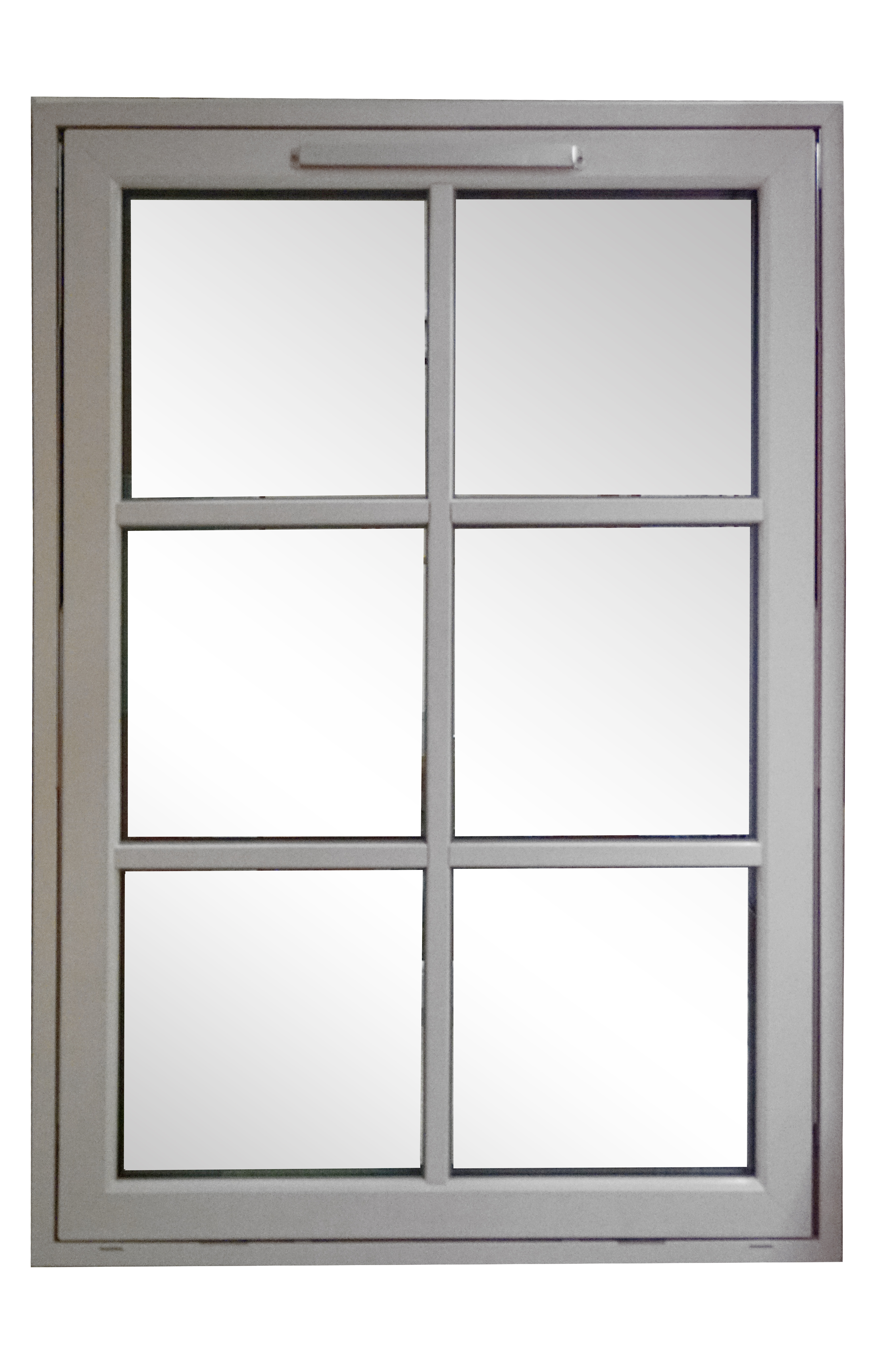 PVC: Sidehengslede vindu - Telemarksvindu